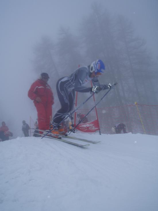 Competition Telemark Troll'n tour à Puy Saint Vincent