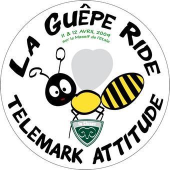 La Guepe Ride - Telemark Attitude