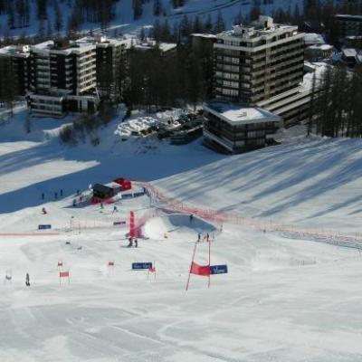 Telemark  Vars le 05/04/09