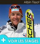 Albin TISSOT - Moniteur Telemark