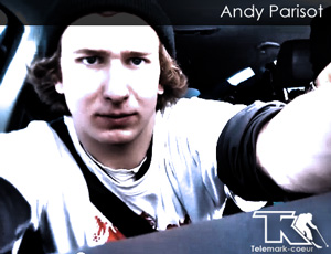 Andy parisot portrait