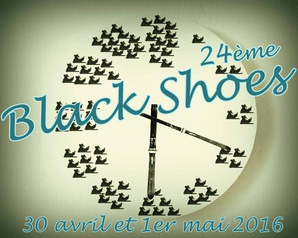 Black shoes 2016