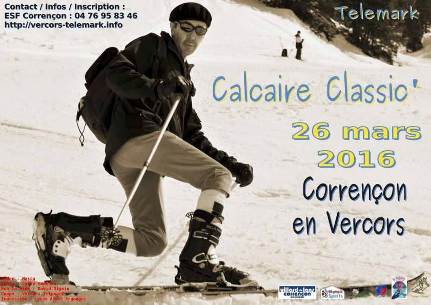 Calcaire classic telemark 2016