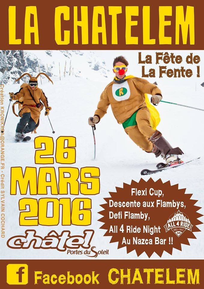 Chateleme 2016