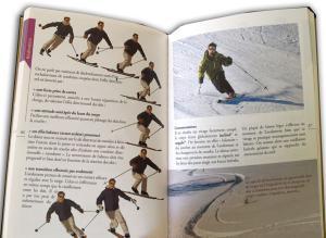 Livre de Telemark en Français : Du Virage à l'élégance