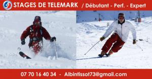 Stage telemark albin tissot