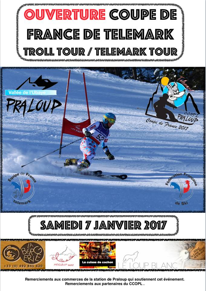 Telemark coupe de france vars