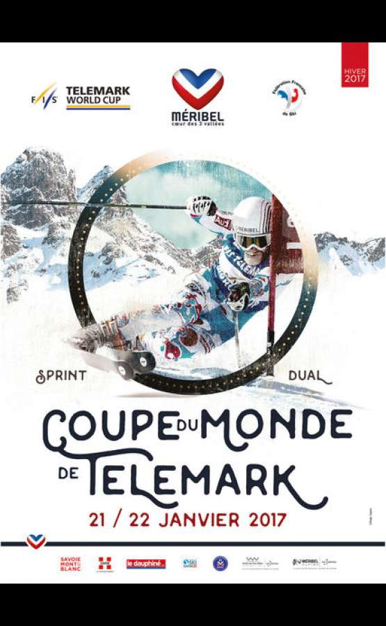 Telemark coupe du monde 2017 meribel
