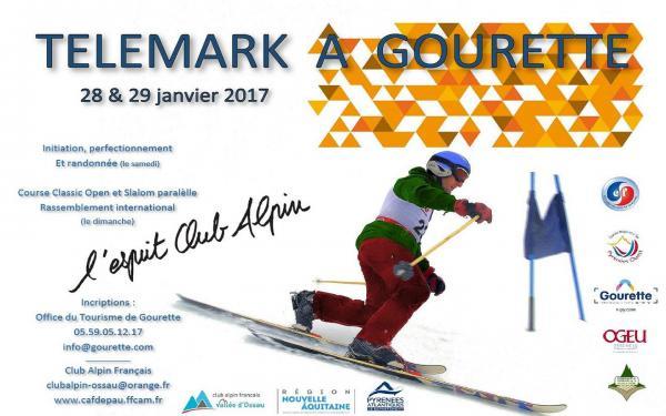 Telemark gourette 2018