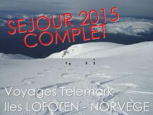 Telemark iles lofoten
