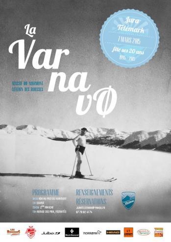 Telemark jura Varnavo 2015