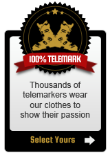 Telemarker Show your passion